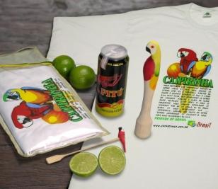 Kit n� 01 - Caipirinha B�sico