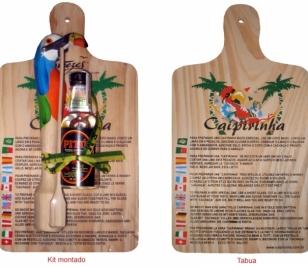 Kit n� 15 - T�bua Caipirinha