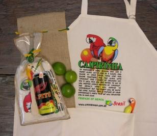 Kit nº 02 - Caipirinha Básico com Avental