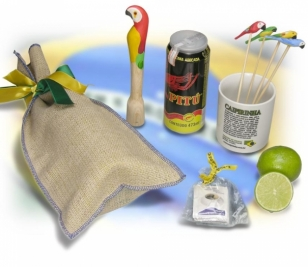 Kit n� 06 - Caipirinha Mini
